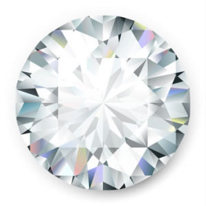 Diamant Rond - certificat H.R.D. n° 16011310002